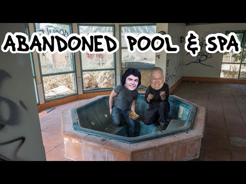 Abandoned: Swimming Pool & Spa, Melbourne