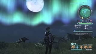 Xenoblade Chronicles X - Nardacyon, the Shadowless On Foot Solo (Dual Guns/Photon Saber)