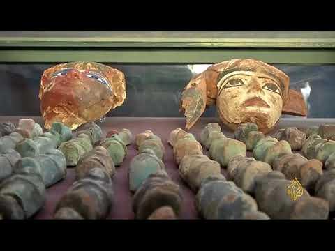 هذا الصباح- اكتشاف مقبرتين فرعونيتين بمصر  - نشر قبل 2 ساعة