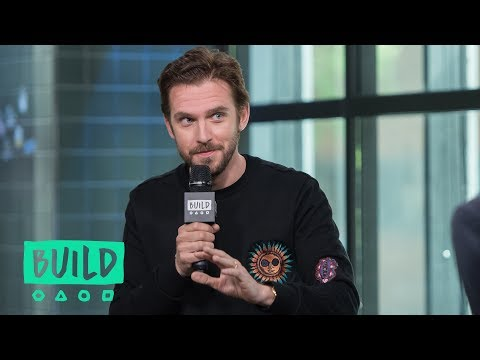 "Dan Stevens Talks About His FX Series, ""Legion"""