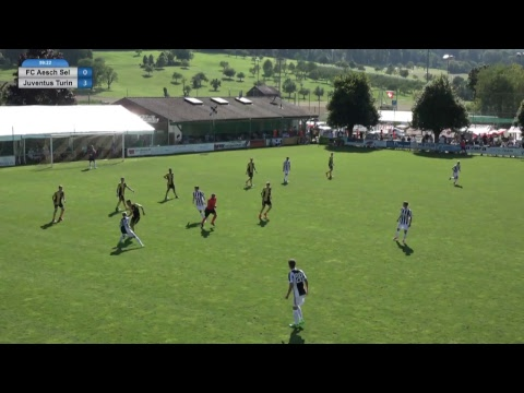 Under 19 Tournament 2017: FC Aesch Selection : Juventus Turin
