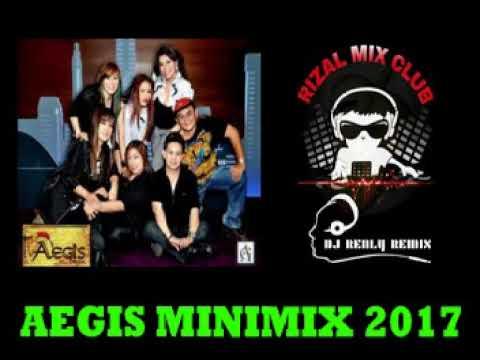 AEGIS MINIMIX 2017 - DJ RENLY