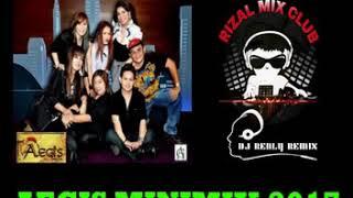Gambar cover AEGIS MINIMIX 2017 - DJ RENLY