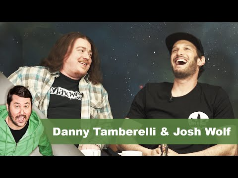 Danny Tamberelli & Josh Wolf  Getting Doug with High
