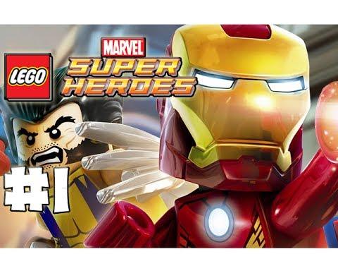 LEGO Marvel Super Heroes дата выхода, системные