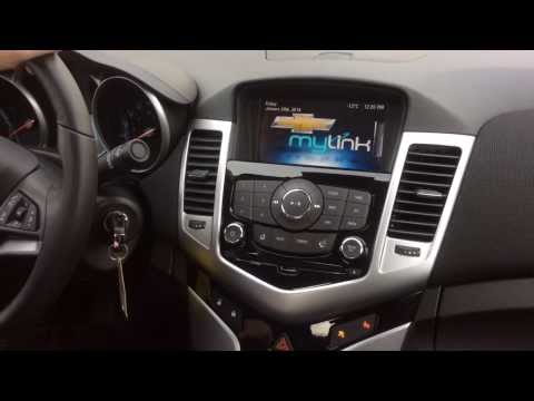 Chevrolet MyLink Tutorial | Boyer Chevrolet Lindsay | 2014 Cruze LT | How-To Video
