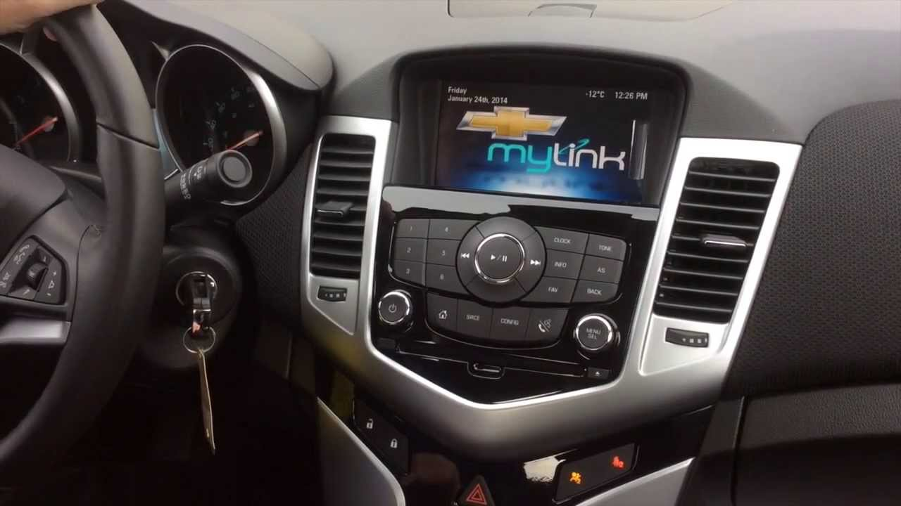 Chevrolet Mylink Tutorial Boyer Chevrolet Lindsay 2014