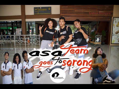 Our first trip! Asateam goes to sorong ( bonus ke raja ampat )