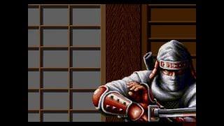 Shinobi III: Return of the Ninja Master (Genesis / Mega Drive) Playthrough