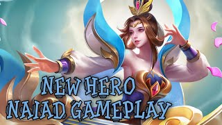 NAIAD GAMEPLAY - HEROES EVOLVED screenshot 5