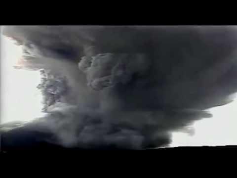 Erupcion Volcan Chaparrastique 2013