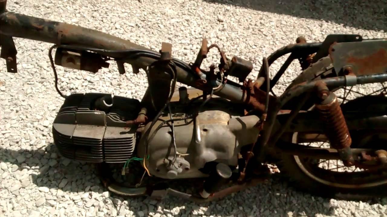 1970 Harley Davidson Aermacchi SS350 Sprint - Parts for Sale