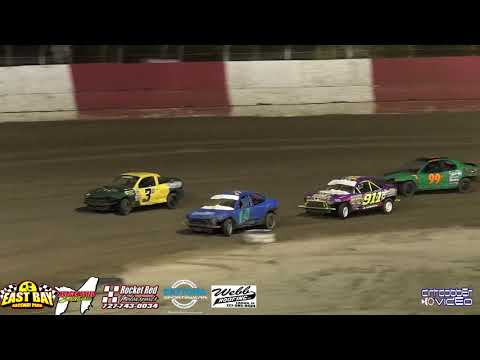 East Bay Raceway Park Gladiators Program 9/29/18