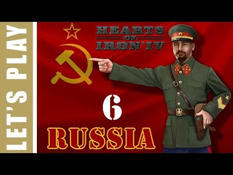 HOI4 Russian Rampage World Conquest 6