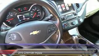 2015 Chevrolet Impala Odessa TX F9163060P