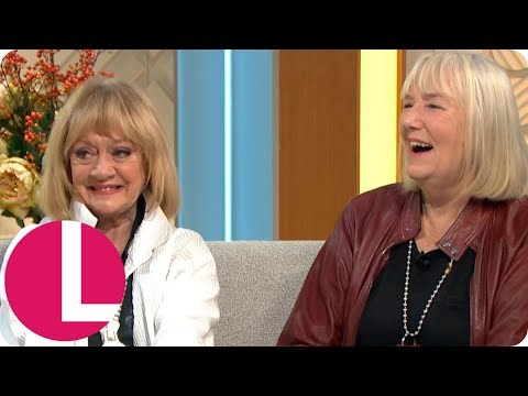 WATCH: Amanda Barrie's Naked Dancing on Ice Nightmare Inspired Wife Hilary's New Book