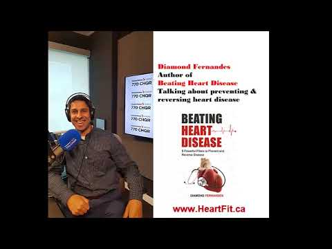 Global News Radio Talk to the Experts March 2018 Heart Fit Clinic