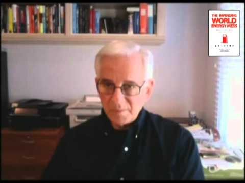 New Peak Oil  Report  with Robert L. Hirsch Pt 06