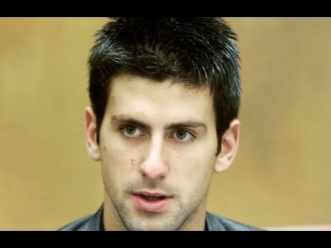 Novak Djokovic Hairstyle Youtube