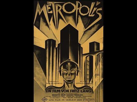 Metrópolis - 1927 (legendado)