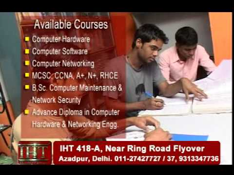 IHT Hardware & Networking Courses