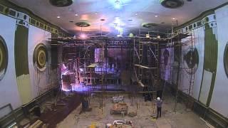 Park Theatre Construction Time Lapse