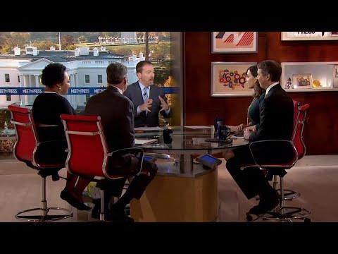 Full Panel: Government shutdown looms over Mueller probe   Meet The Press   NBC News