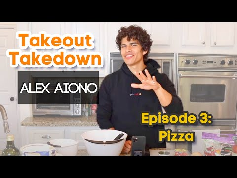 Takeout Takedown with Alex Aiono  Episode 3: Pizza