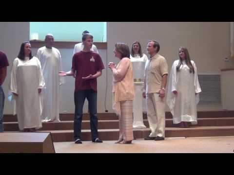 VHBC Youth Ministry team presents