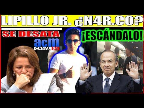 Luis Felipe Calderón Zavala sintió la fuerza de las redes sociales.