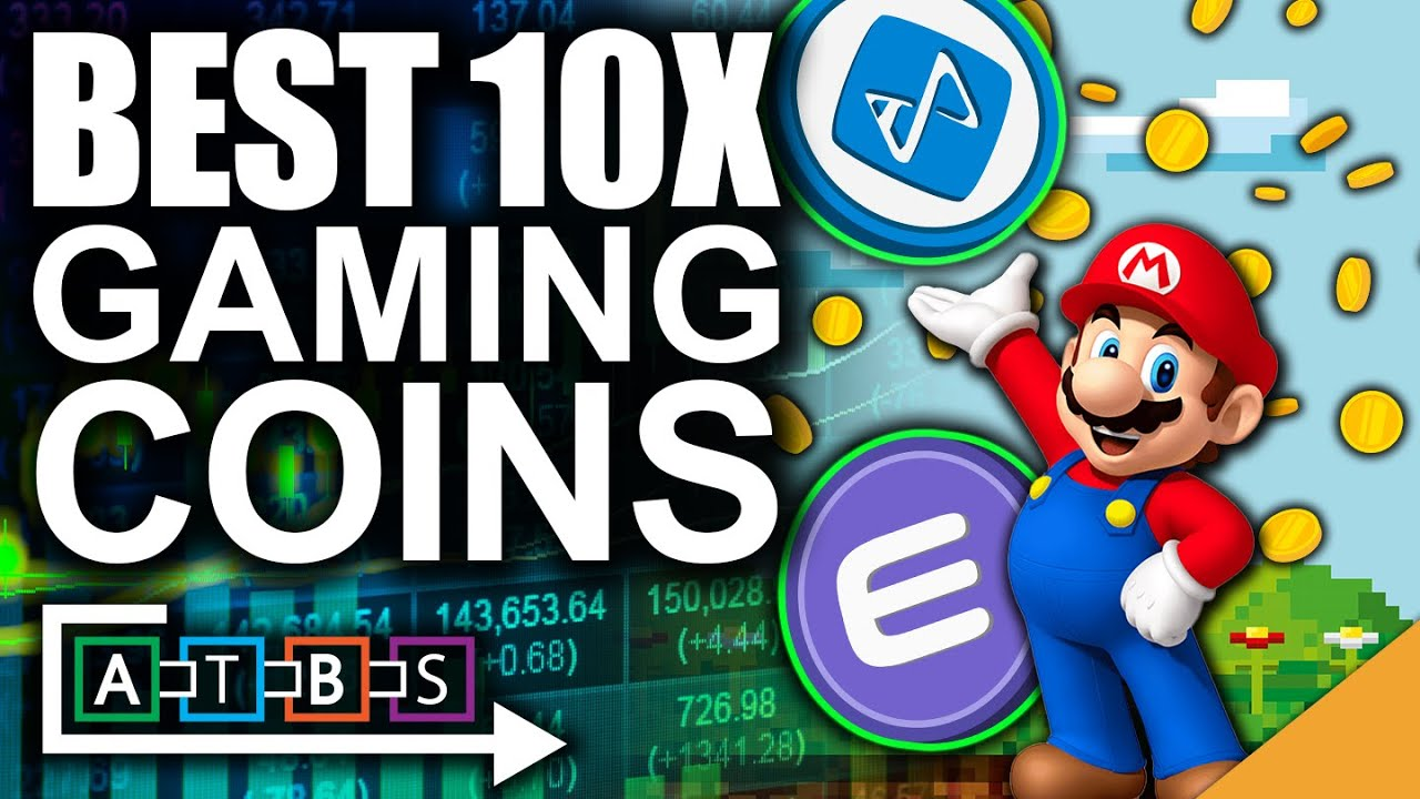 Biggest Gainers Of Crypto Market Spark Rally (10X Gaming Tokens You Can't Miss)