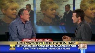 Kelly Osbourne explains why she drank
