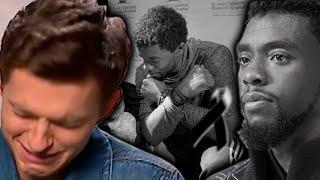 Así Fue La Emotiva Despedida De Los Vengadores A Chadwick Boseman