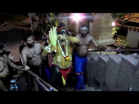 Karuppasamy Poojai 2012 கருப்பண்ண சாமி பூஜை