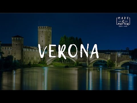 Verona, Italy Travel Video Guide