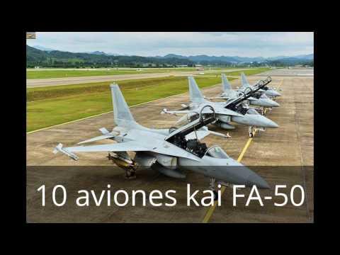 Fuerza Aerea Argentina 2017-2018 ¡Especial 100 subscriptores!