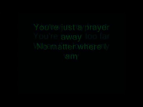 jaci velasquez-just the prayer away-karaoke-jumart