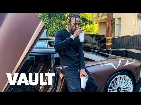 The $40,000,000 Lifestyle of Travis Scott