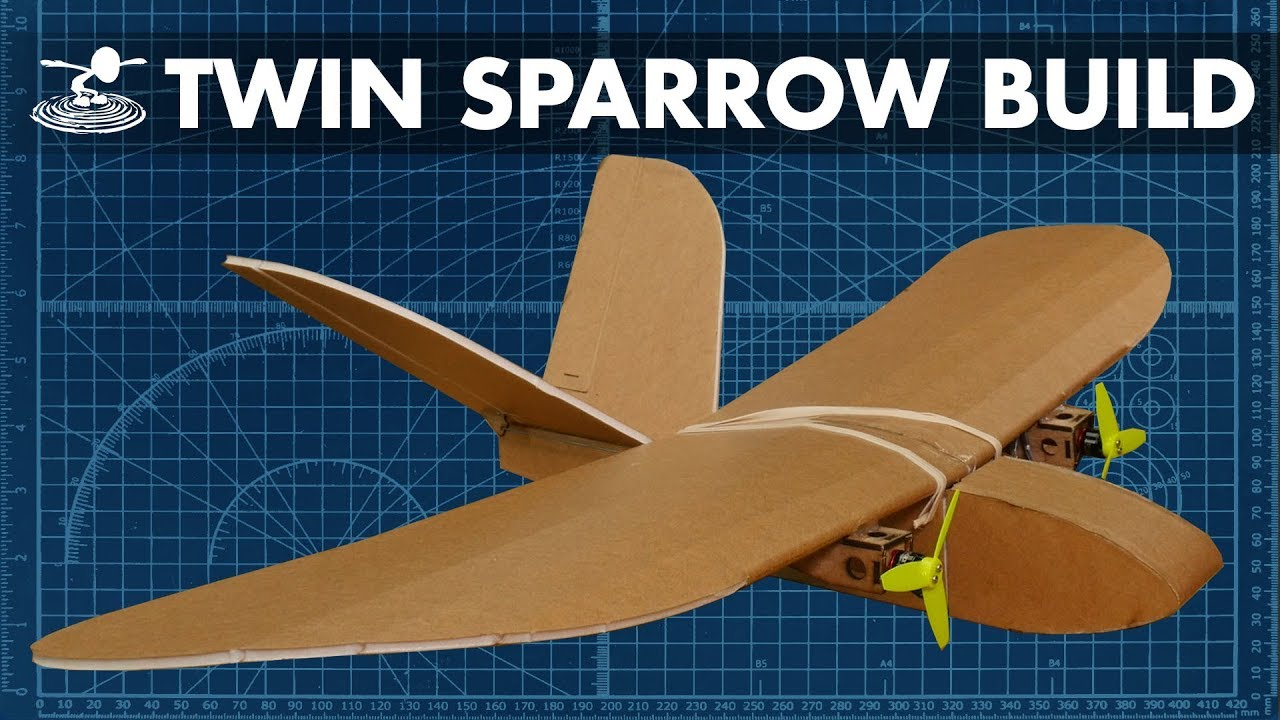 How to Build the FT Twin Sparrow // BUILD