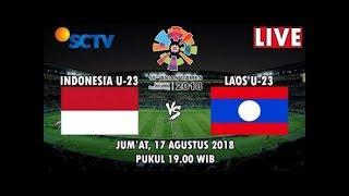 Live (SCTV) Indonesia U23 Vs Laos U23, Berikut Jadwal Lengkapnya