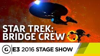 Join the Crew in Star Trek: Bridge Crew - E3 2016