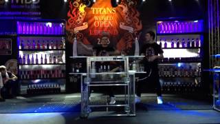 Titans Flair Open 2013 Tandem 1 place Ivan Usov / Alexey Karamyshev (BarTRENDER)