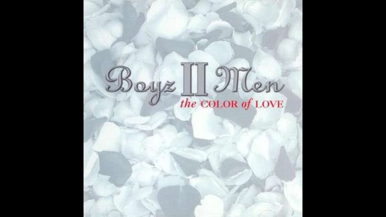 Boyz II Men - The Color of Love (Radio Edit) [HQ] - YouTube