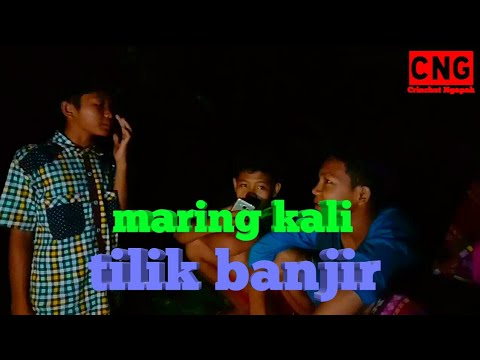Maring Kali Tilik Banjir ||#film Pendek Sangat Pendek Ngapak Pelumutan