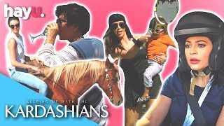 The Kardashians Do Sports | Keeping Up With The Kardashians