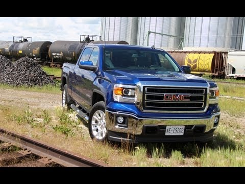 2014 GMC Sierra Review