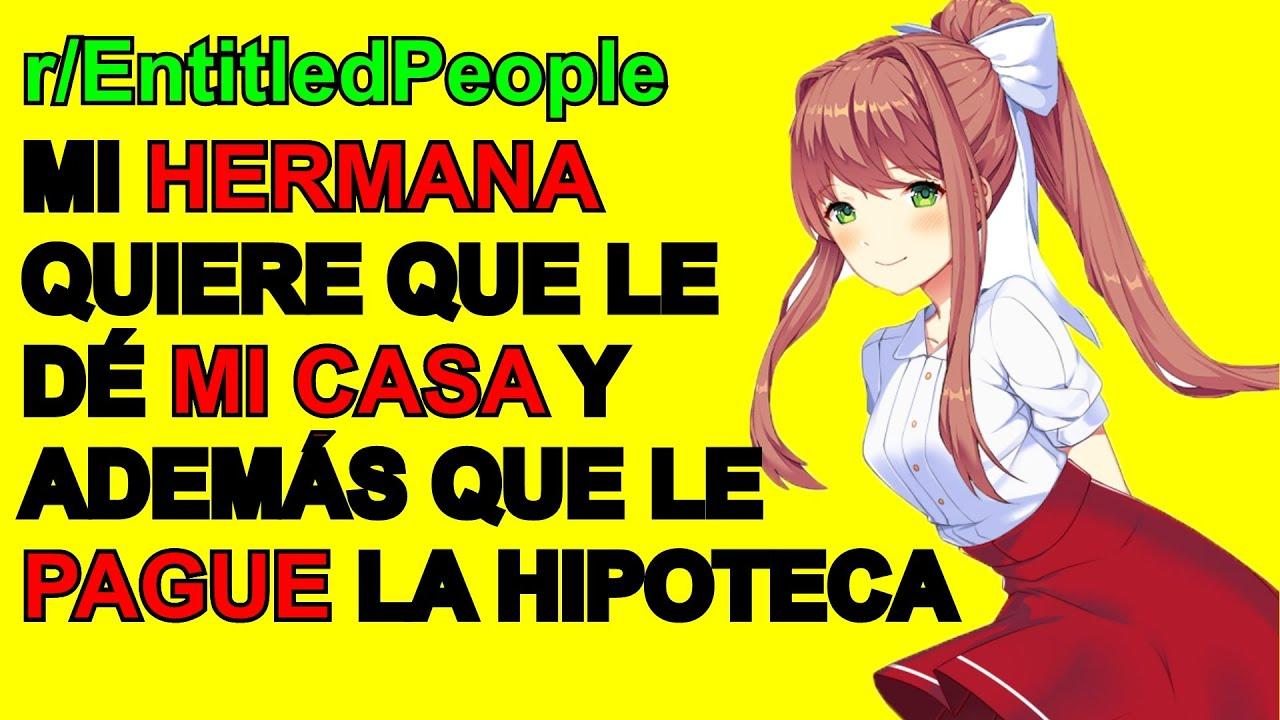 🤦 HERMANA CON DERECHO me acusa de ROBARLE sus sueños - PERSONAS CON DERECHO | Reddit Español