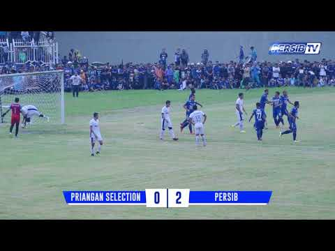 [Highlight] Priangan Selection (0) vs Persib (4)