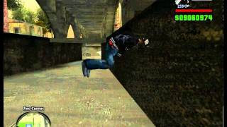 GTA B-13 Need For Speed parkour