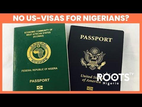 Real Reason Nigerians Are Denied U.S. Visas